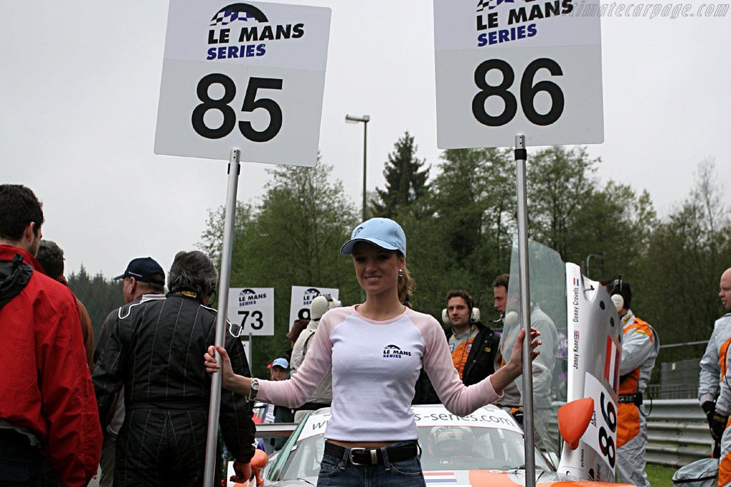 Two for the price of one    - 2006 Le Mans Series Spa 1000 km
