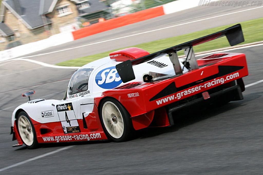 Ultima GT1    - 2006 Le Mans Series Spa 1000 km