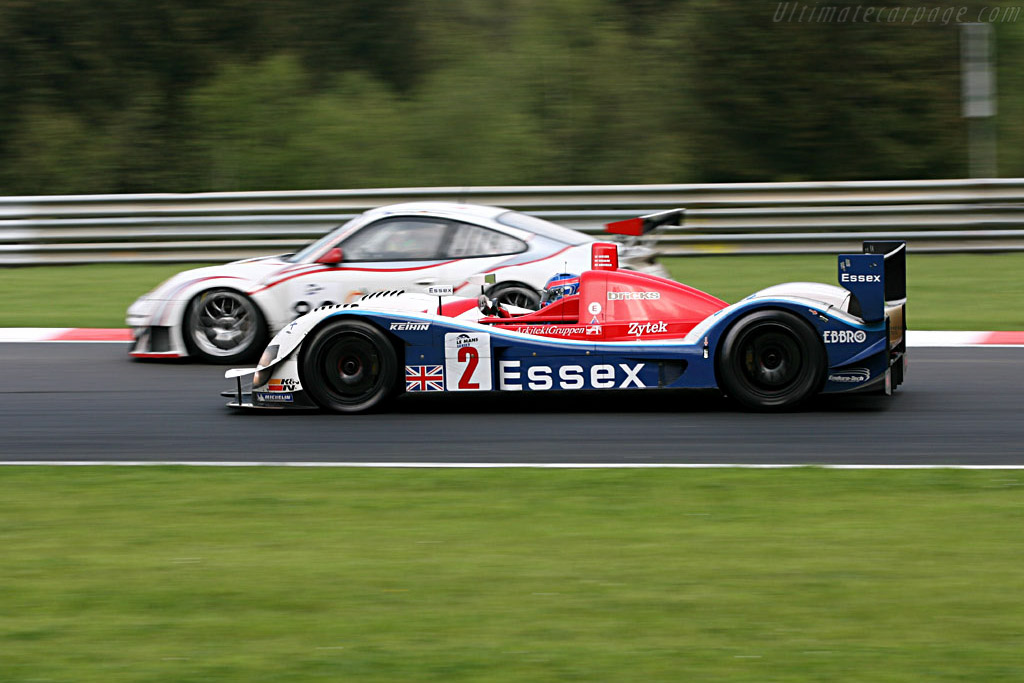 Zytek 06S - Chassis: 06S-04   - 2006 Le Mans Series Spa 1000 km