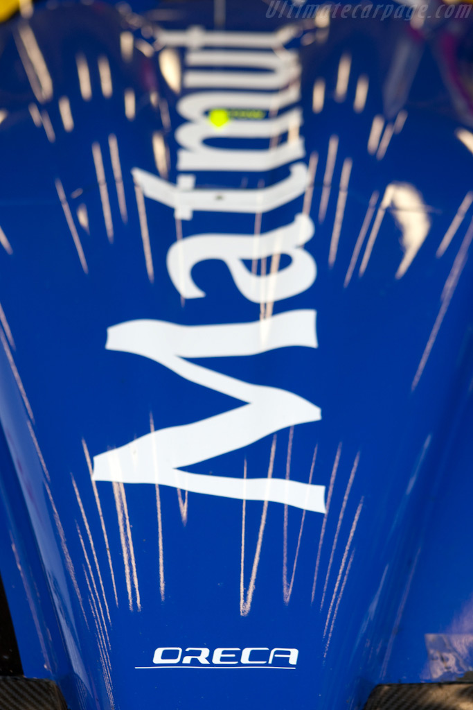 A new manufacturer    - 2009 Le Mans Series Spa 1000 km