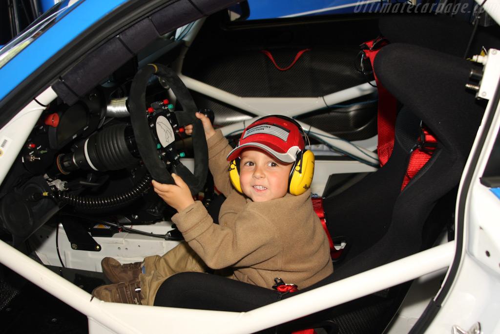 Aspiring driver    - 2009 Le Mans Series Spa 1000 km