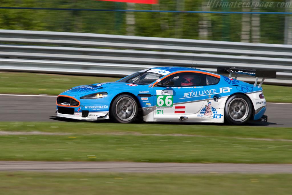 Aston Martin DBR9 - Chassis: DBR9/103   - 2009 Le Mans Series Spa 1000 km