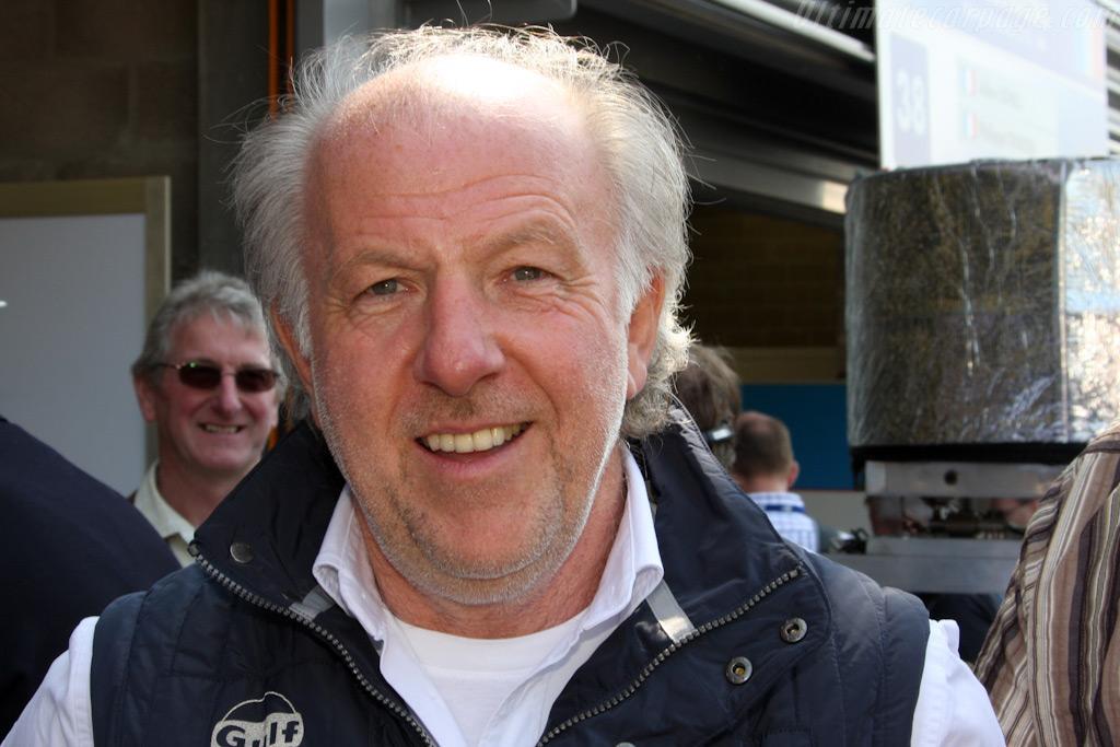 Aston's David Richards    - 2009 Le Mans Series Spa 1000 km