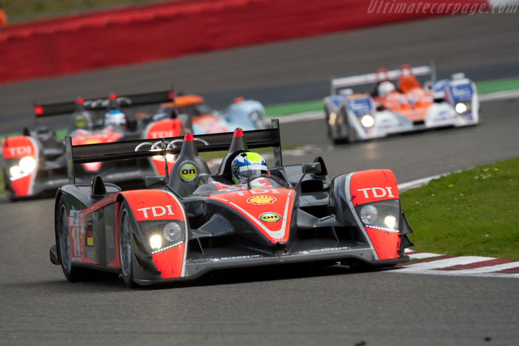 Audi R10 TDI - Chassis: 201   - 2009 Le Mans Series Spa 1000 km