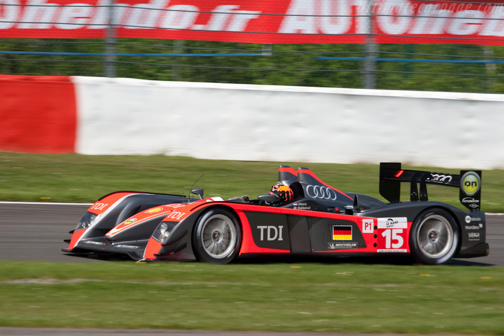 Audi R10 TDI - Chassis: 101   - 2009 Le Mans Series Spa 1000 km
