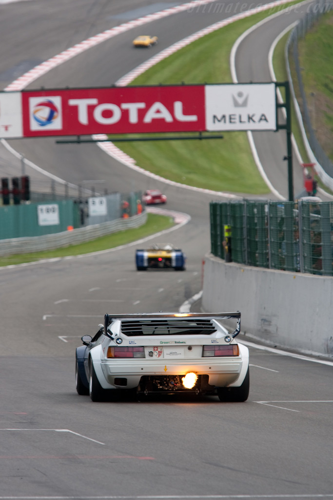BMW M1 Group 4 - Chassis: 4301040   - 2009 Le Mans Series Spa 1000 km