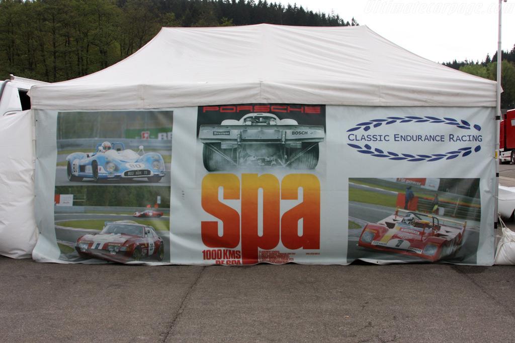 CER    - 2009 Le Mans Series Spa 1000 km