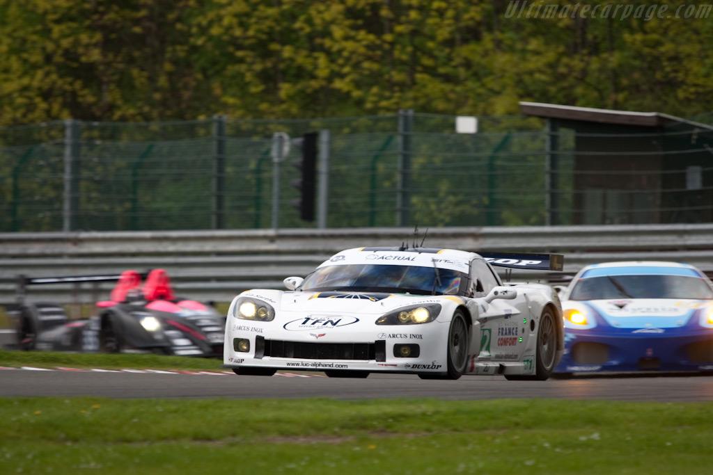 Chevrolet Corvette C6.R - Chassis: 004   - 2009 Le Mans Series Spa 1000 km