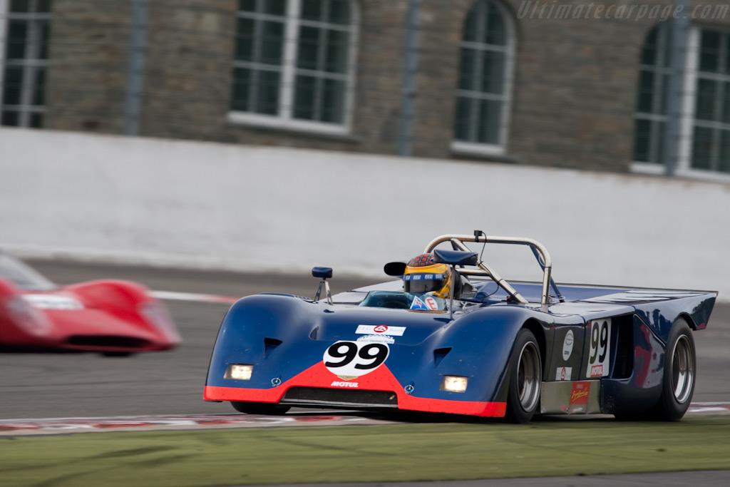Chevron B19 - Chassis: B19-71-17   - 2009 Le Mans Series Spa 1000 km