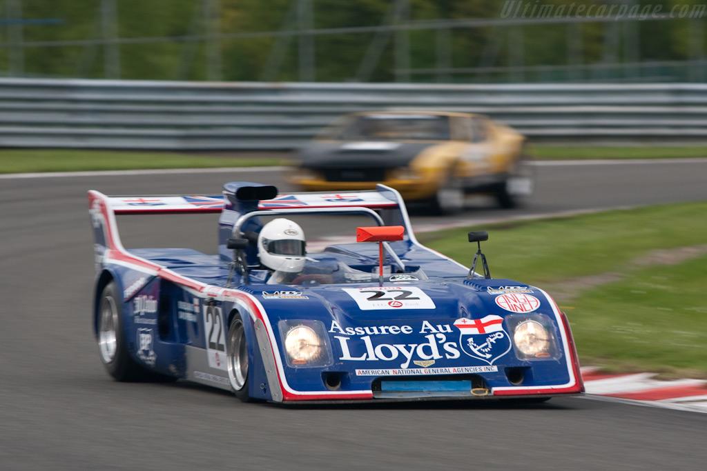Chevron B31 - Chassis: B31-75-04   - 2009 Le Mans Series Spa 1000 km