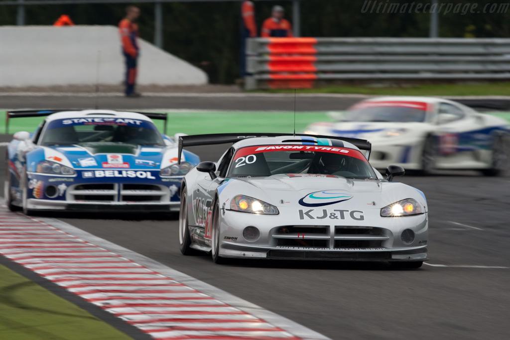 Dodge Viper Competition Coupe    - 2009 Le Mans Series Spa 1000 km