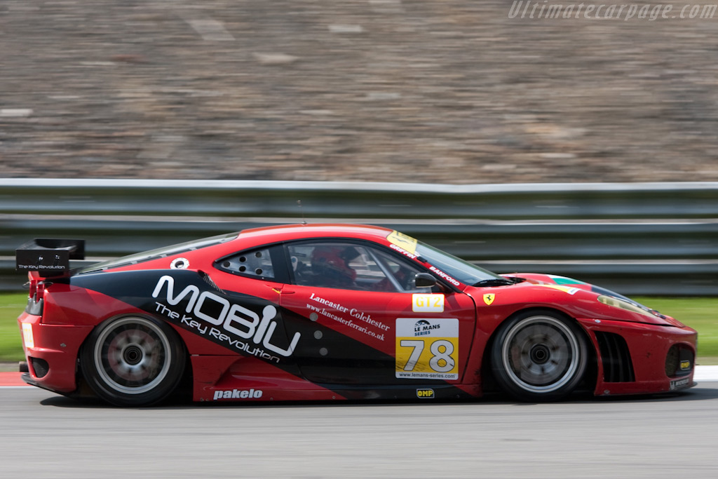 Ferrari F430 GTC - Chassis: 2446   - 2009 Le Mans Series Spa 1000 km