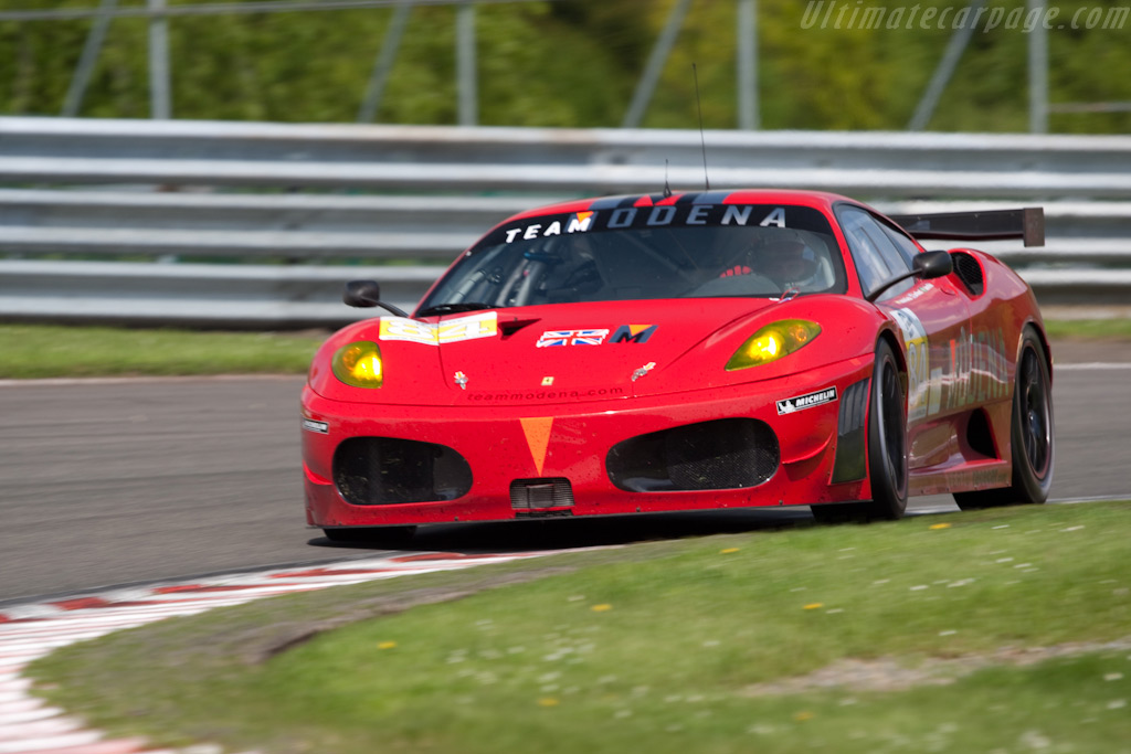 Ferrari F430 GTC - Chassis: 2636   - 2009 Le Mans Series Spa 1000 km