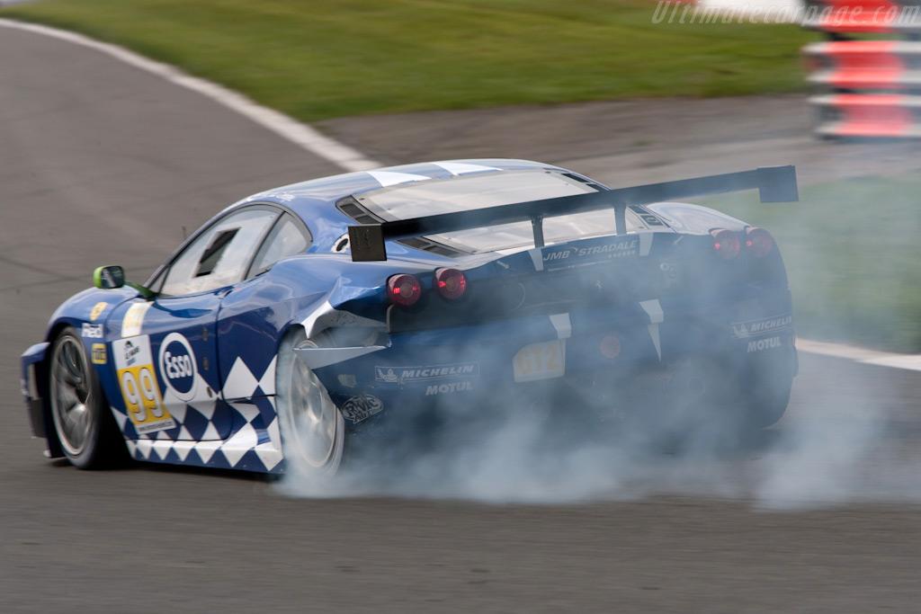 Ferrari F430 GTC - Chassis: 2466   - 2009 Le Mans Series Spa 1000 km