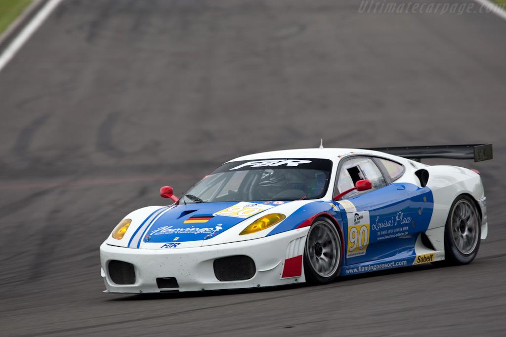 Ferrari F430 GTC - Chassis: 2612   - 2009 Le Mans Series Spa 1000 km