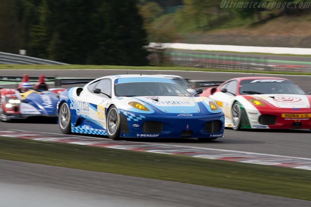 Ferrari F430 GTC - Chassis: 2638   - 2009 Le Mans Series Spa 1000 km