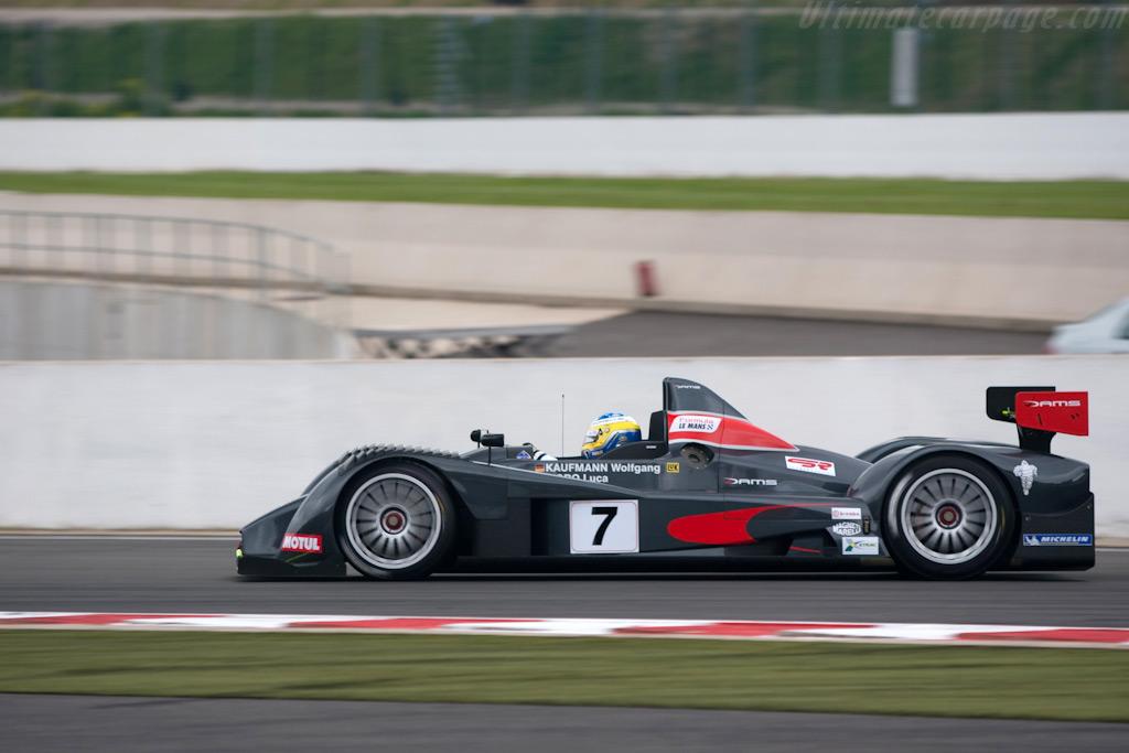 Formula Le Mans - Chassis: FLM-6   - 2009 Le Mans Series Spa 1000 km