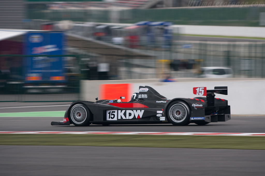 Formula Le Mans - Chassis: FLM-8   - 2009 Le Mans Series Spa 1000 km