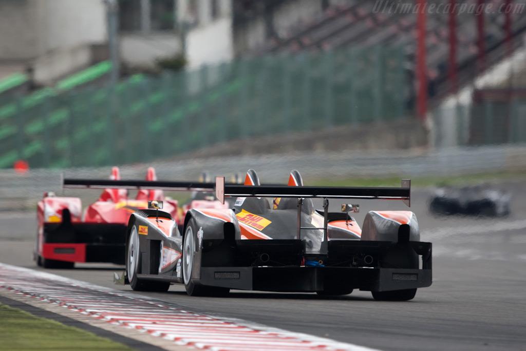 Formula Le Mans - Chassis: FLM-15   - 2009 Le Mans Series Spa 1000 km