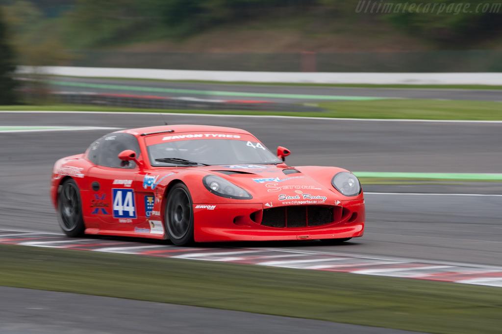 Ginetta G50    - 2009 Le Mans Series Spa 1000 km