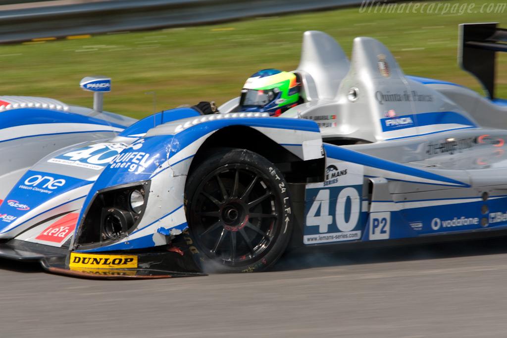 Ginetta-Zytek 09S/2 - Chassis: 09S-05   - 2009 Le Mans Series Spa 1000 km