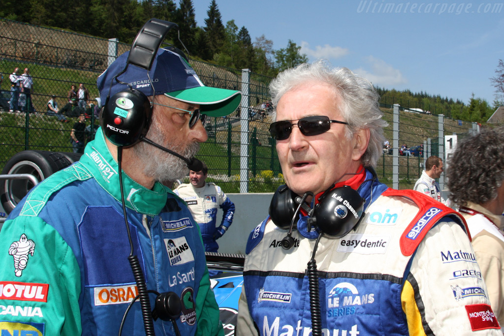 Henry and Hugues    - 2009 Le Mans Series Spa 1000 km