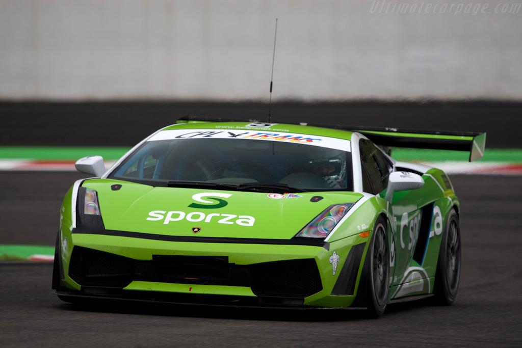 Lamborghini Gallardo GT3    - 2009 Le Mans Series Spa 1000 km