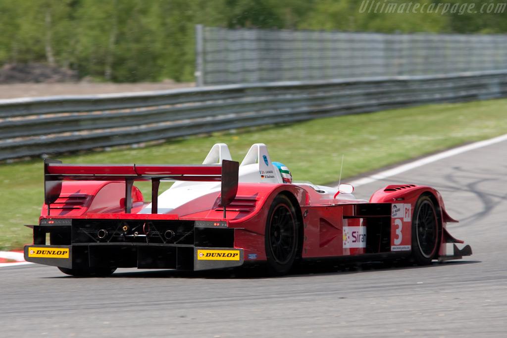 Lavaggi LS1 AER - Chassis: 1   - 2009 Le Mans Series Spa 1000 km
