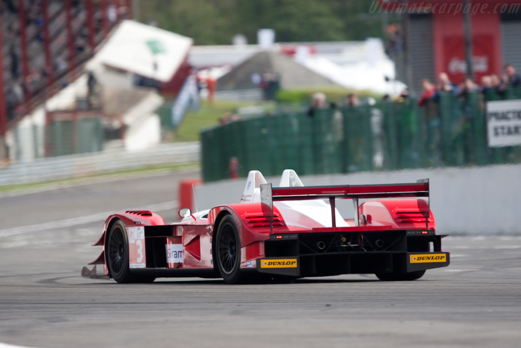 Lavaggi LS1 AER - Chassis: 1   - 2009 Le Mans Series Spa 1000 km
