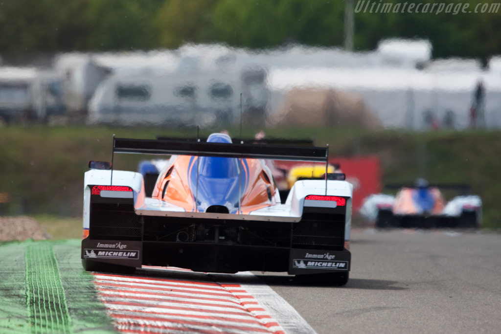 Lola Aston Martin B09/60 - Chassis: B0960-HU02   - 2009 Le Mans Series Spa 1000 km