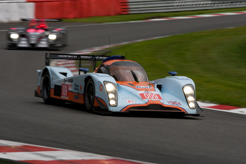 Lola Aston Martin B09/60 - Chassis: B0960-HU01S   - 2009 Le Mans Series Spa 1000 km