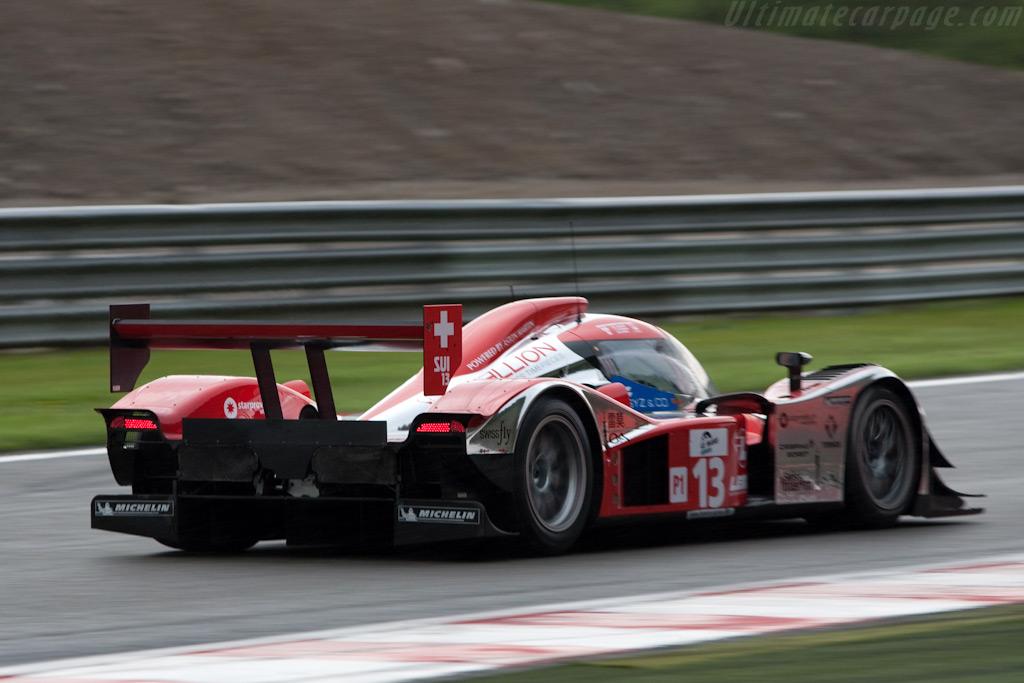 Lola B08/60 Aston Martin - Chassis: B0860-HU01   - 2009 Le Mans Series Spa 1000 km