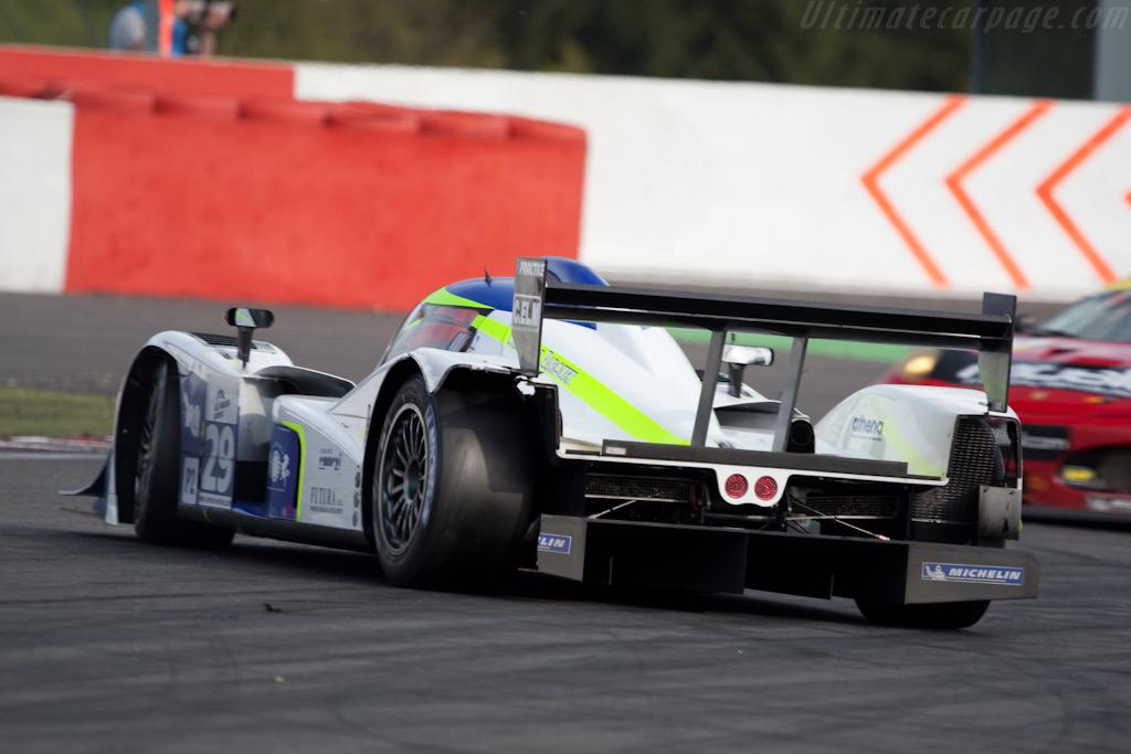 Lola B08/80 Judd - Chassis: B0880-HU05   - 2009 Le Mans Series Spa 1000 km