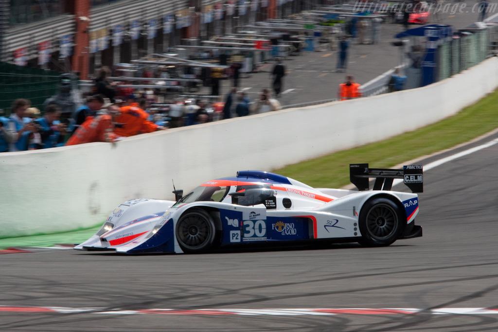 Lola B08/80 Judd - Chassis: B0880-HU04   - 2009 Le Mans Series Spa 1000 km