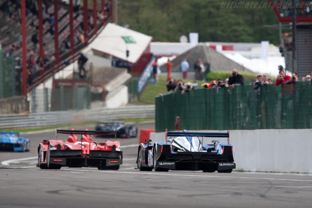 Lola B08/80 Judd - Chassis: B0880-HU01   - 2009 Le Mans Series Spa 1000 km