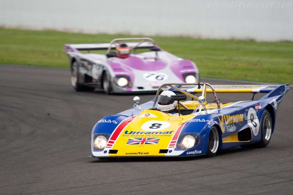 Lola T296 - Chassis: HU87   - 2009 Le Mans Series Spa 1000 km