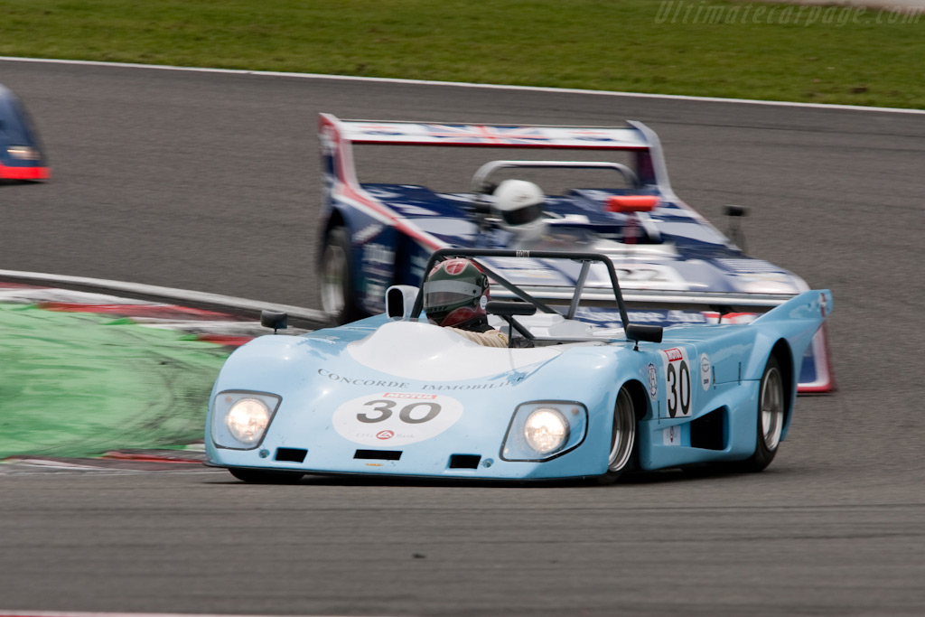 Lola T298 - Chassis: HU97   - 2009 Le Mans Series Spa 1000 km