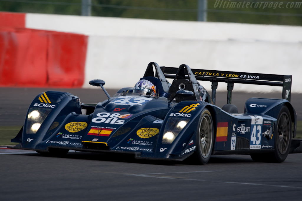 Lucchini LMP2 - Chassis: 165   - 2009 Le Mans Series Spa 1000 km