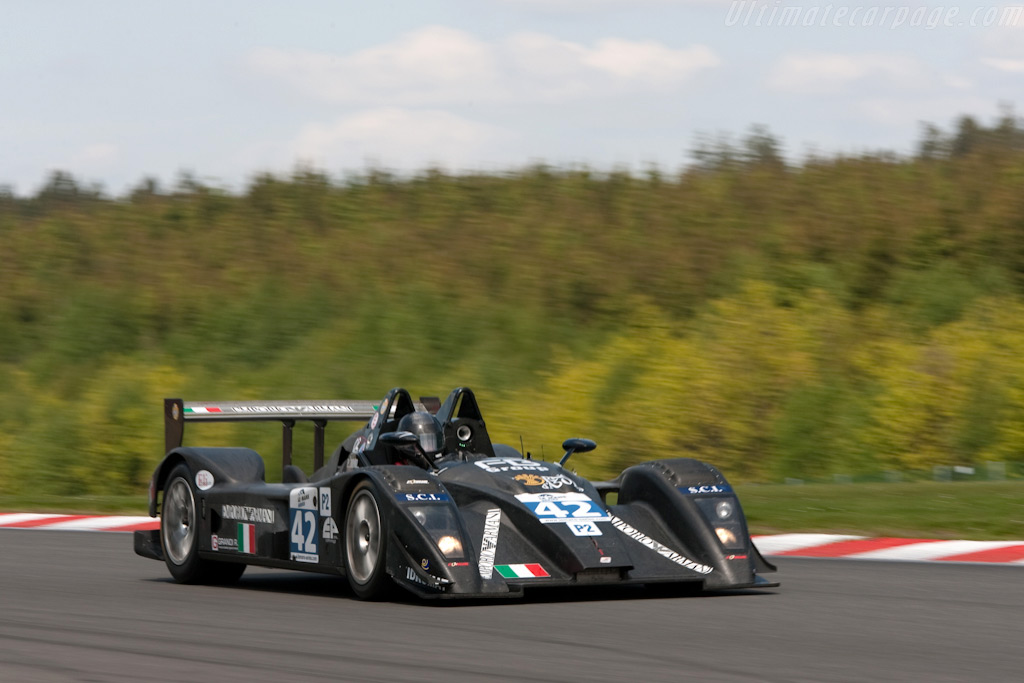 Lucchini LMP2 - Chassis: 166   - 2009 Le Mans Series Spa 1000 km