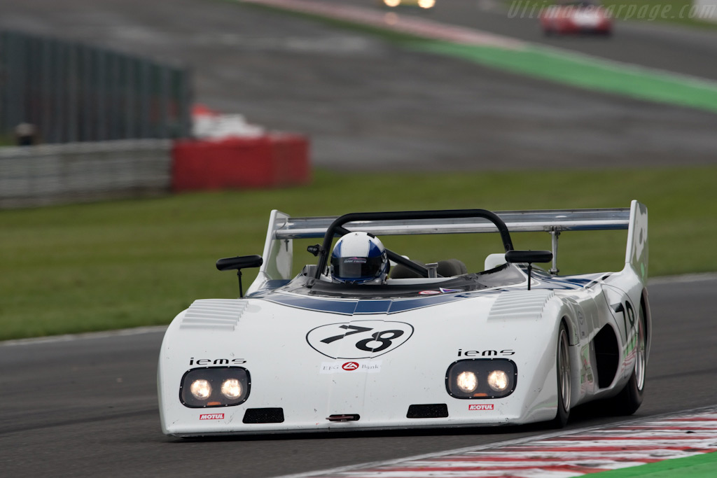 March 74S - Chassis: 74S/6   - 2009 Le Mans Series Spa 1000 km