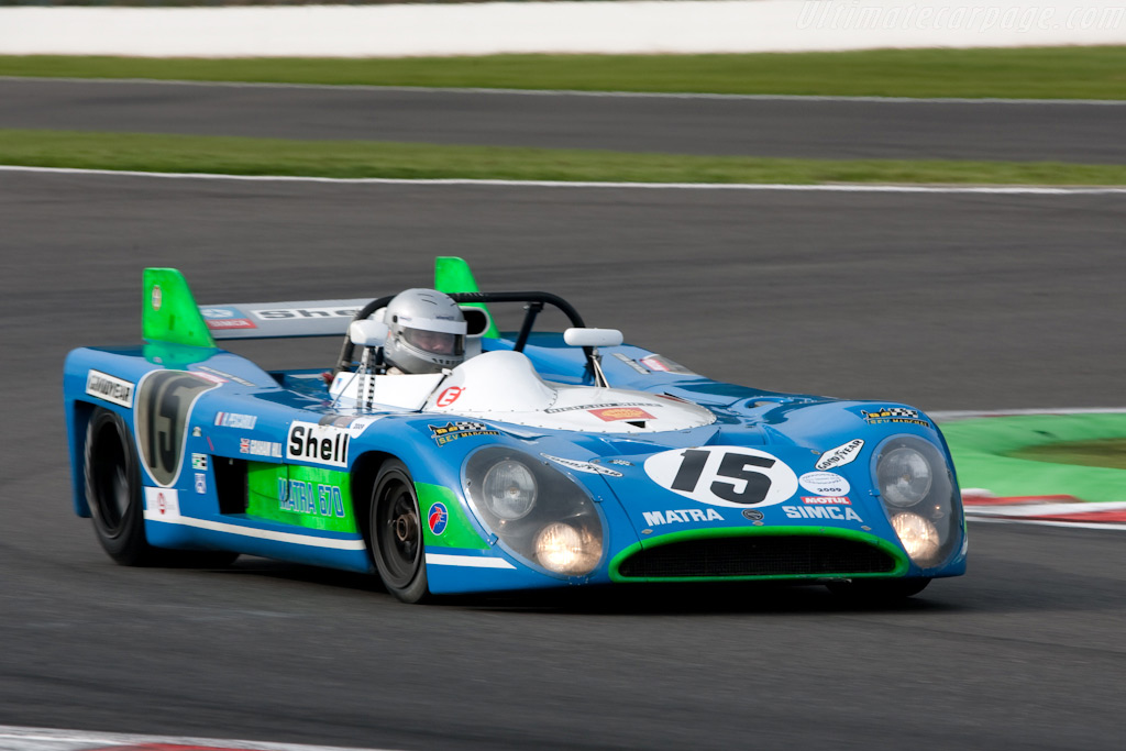 Matra MS660    - 2009 Le Mans Series Spa 1000 km
