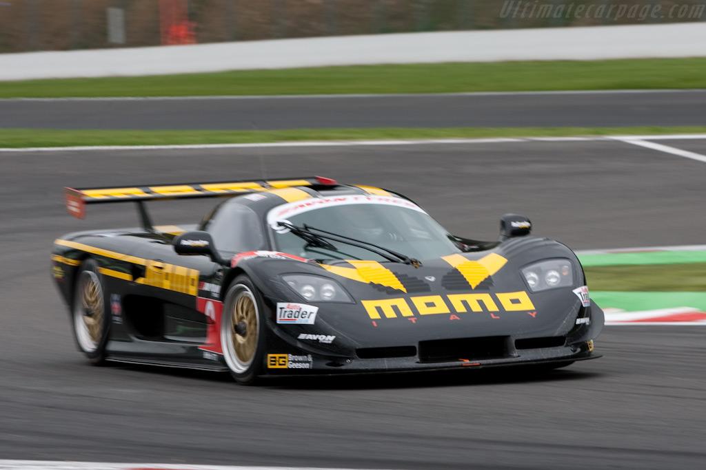 Mosler MT900 GT3    - 2009 Le Mans Series Spa 1000 km