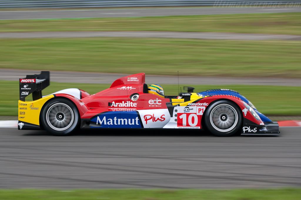 Oreca 01 AIM - Chassis: 01   - 2009 Le Mans Series Spa 1000 km