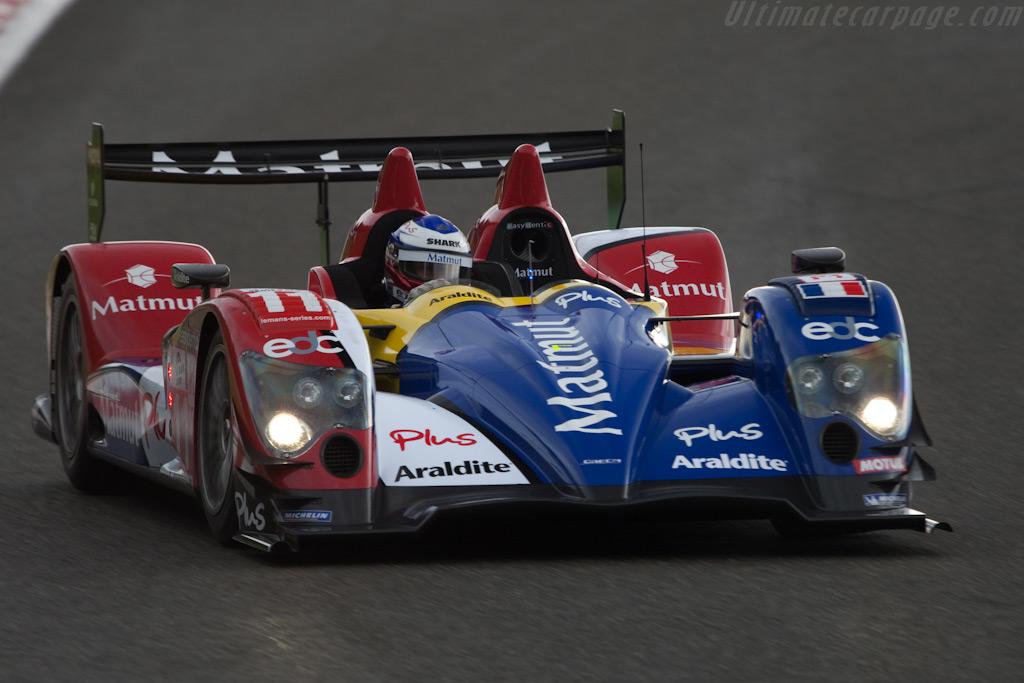 Oreca 01 AIM - Chassis: 02   - 2009 Le Mans Series Spa 1000 km