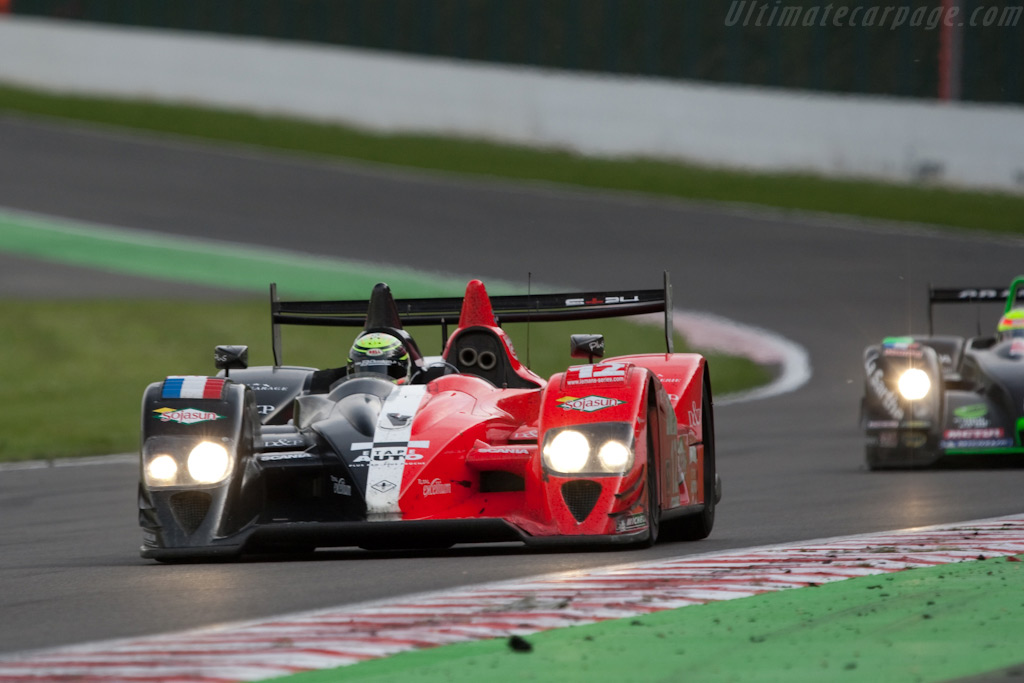 Oreca-Courage LC70 - Chassis: LC70-11   - 2009 Le Mans Series Spa 1000 km