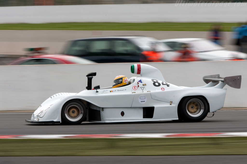 Osella PA6 - Chassis: 054   - 2009 Le Mans Series Spa 1000 km