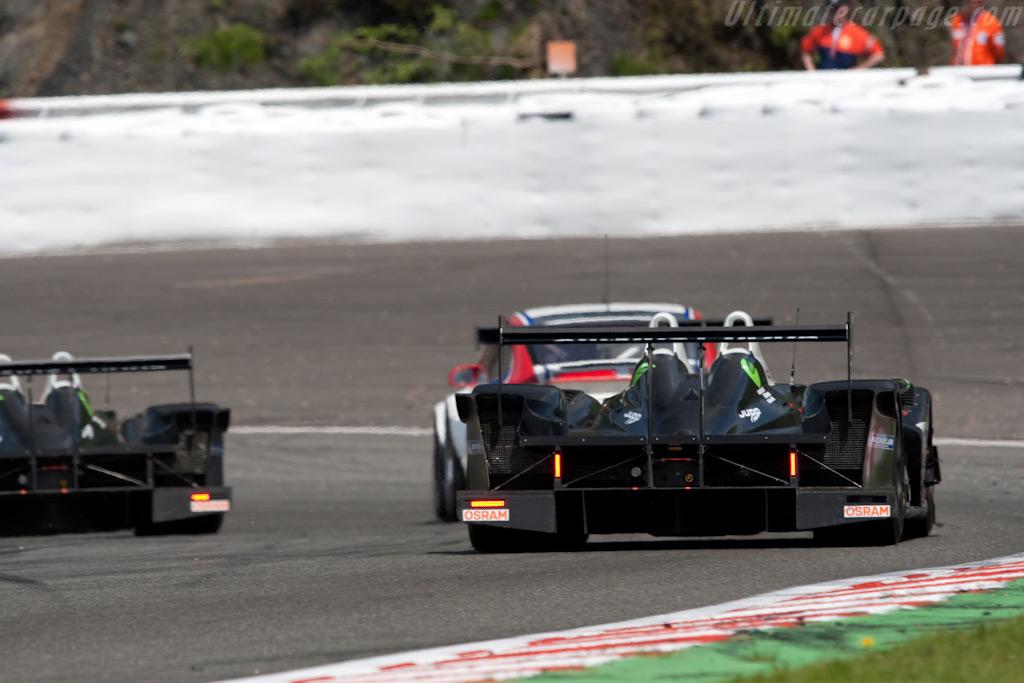 Pescarolo 01 Evo Judd - Chassis: 01-01   - 2009 Le Mans Series Spa 1000 km