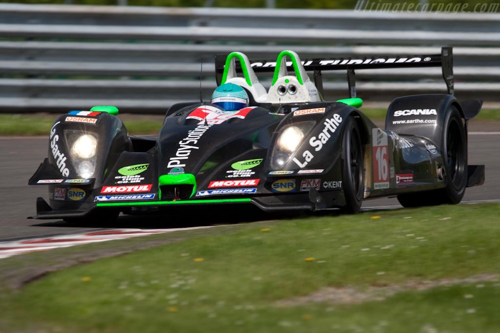 Pescarolo 01 Evo Judd - Chassis: 01-08   - 2009 Le Mans Series Spa 1000 km