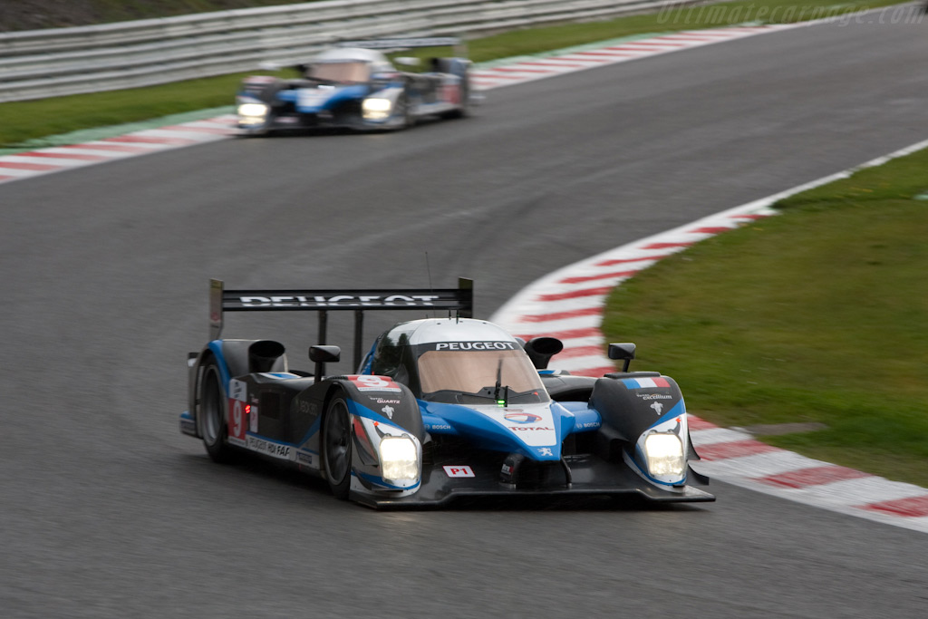 Peugeot 908 HDi Fap - Chassis: 908-06   - 2009 Le Mans Series Spa 1000 km