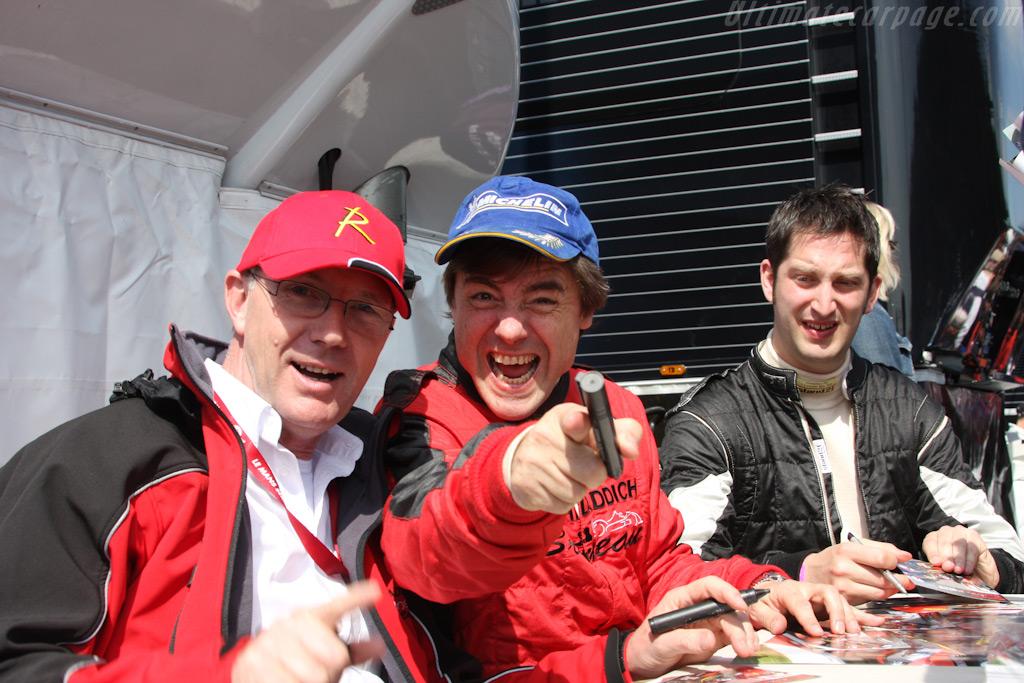 Pierre Bruneau    - 2009 Le Mans Series Spa 1000 km